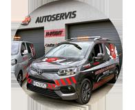 Asistenčná služba pri nehode. Autoservis Košice H-point.